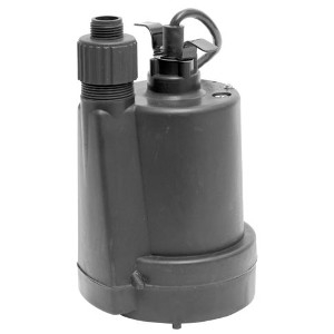 Superior Pump 1/4 HP Utility Pump