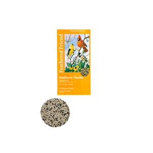 Feathered Friend Sunflower Meaties Birdseed 30lb