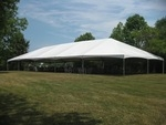 Frame Tent, 40'x100' Quick Track