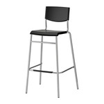 Bar Stool w/backrest
