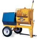 Mortar Mixer Towable
