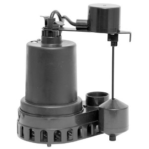 Superior Pump 1/3 HP Sump Pump