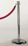 Stanchion-Chrome
