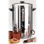 Coffee Maker-55 cup -stainless steel