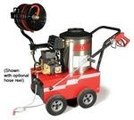 Pressure Washer, hot water, 1000# electric
