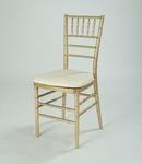Chair- Gold Chiavari