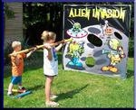 Alien Invasion -frame game