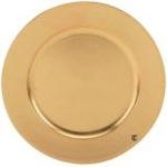 Charger Plate - Gold, 13""