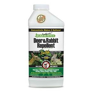 Liquid Fence® Deer & Rabbit Repellent