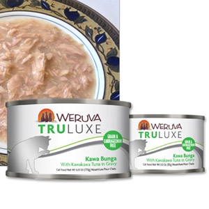 TruLuxe Kawa Bunga Canned Cat Food