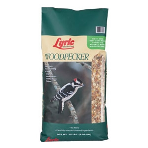 Lyric® Woodpecker Wild Bird Food