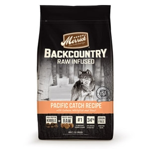 Backcountry™ Grain Free Pacific Catch Adult Dry Dog Food