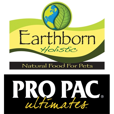 Earthborn and Pro Pac Ultimates Pet Food Demo