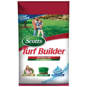 Scotts Turf Builder Winterguard Fall Lawn Fertilizer