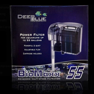 BioMaxx 55 Gallon Power Filter
