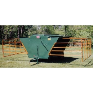 King Ag Model 90 Bushel Feeder