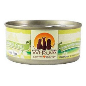 Weruva® Outback Grill Wet Cat Food