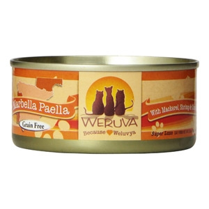 Weruva® Marbella Paella Wet Cat Food