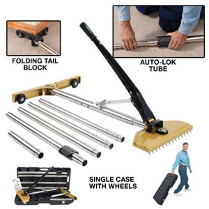 Crain® Carpet Stretcher