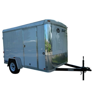 Croft® Enclosed 5'x10' Trailer