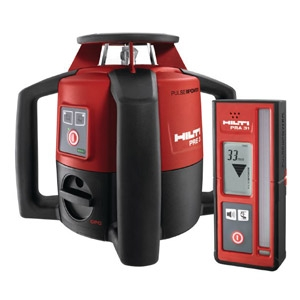 Hilti® PRE3 Rotating Laser Level w/Tripod