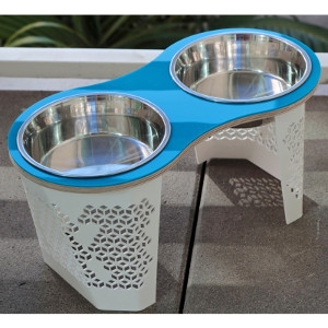 DripModule Pet Bowl The Peanut Tall