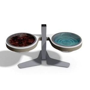 DripModule Pet Bowl Mini Drummer