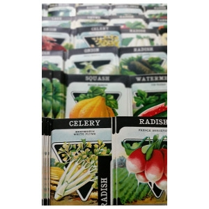 Vegetable and Flower Seeds