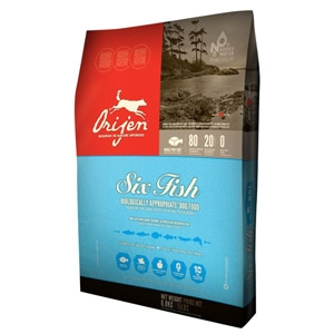 Orijen® Six Fish Dog Food 28 lbs.