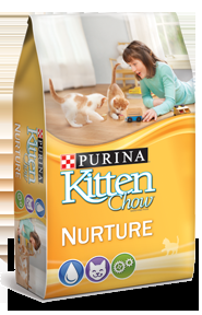 Purina Kitten Chow, Nuturing Formula