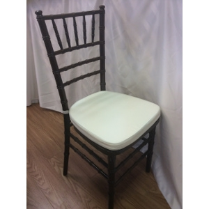 Chiavari Chair (Fruitwood) with Cushion