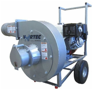 Intec Vortec 390 Gas Insulation Vacuum