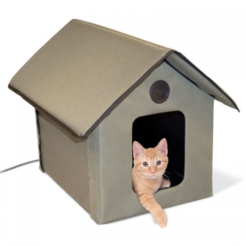 K&H Outdoor Heated Kitty House™