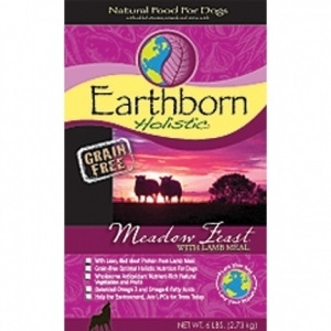Earthborn Holistic Meadow Feast Natural Dog Food