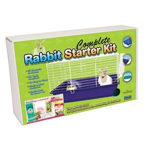 Home Sweet With Lm Starter Kit Rabbit 28 X 17 X 15.5