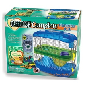 Carefresh Hamster Kit