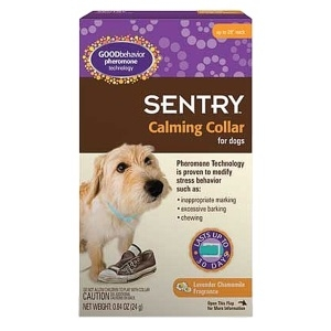 Sentry Calming Collar For Dogs