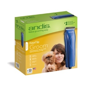 Andis EasyClip Pro-Pet Home Clipper Kit