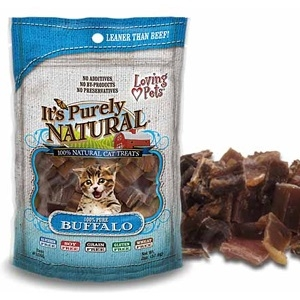 It's Purely Natural® Buffalo Treats for Cats