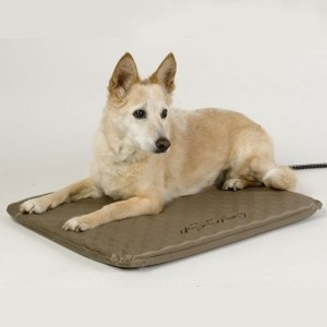 K&H Lectro-Soft™ Heated Outdoor Bed Medium
