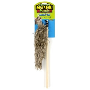Matatabi Teasin Tail Cat Toy