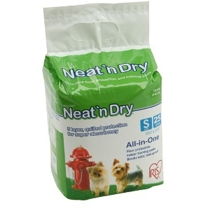 Neat 'n Dry Floor Protection & Training Pads for Puppies and Dogs of All Ages, Small