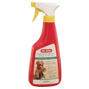 No-Bite Flea & Tick Mist