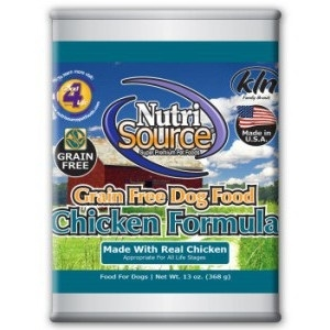 Grain Free Chicken Formula