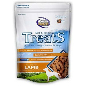 NutriSource Lamb Treats