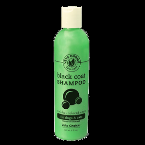 Holistic Health Extension Black Coat Shampoo 8oz.