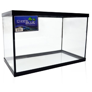 Deep Blue 5.5 Gallon Standard Aquarium