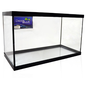 Deep Blue 10 Gallon Standard Aquarium