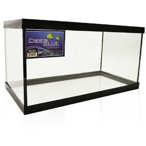 Deep Blue 15 Gallon Standard Aquarium