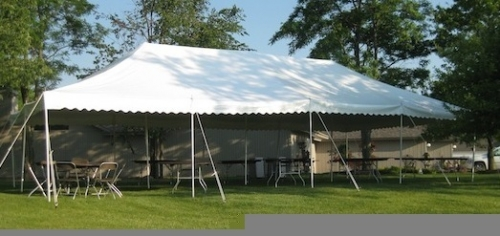 20'x40' Canopy Package-F